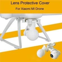 BDQ RC PV Drone Gimbal Camera Protector Lens Cover Cap for Xiaomi MI Quadcopter 180307 drop shipping