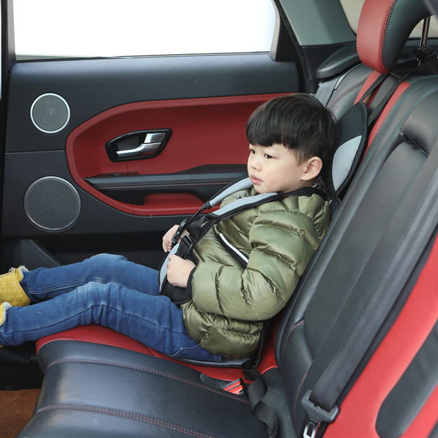 Portable Baby Safety Seat Child Car Seat Cushion Pad Infant Safe Seat Thickening Sponge Kids Car Seats For Boys Girls 1