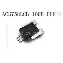 5pcs/lot ACS758LCB-100B ACS758LCB-100B-PFF-T ACS758 ACS758LCB in stock