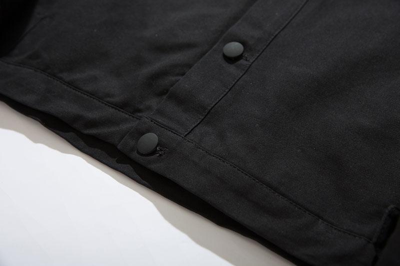 Color Block Coaches Jackets 16