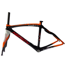 Free Shipping Full Carbon Road Frame 700C 48/50/52/56cm Road Bike Frame Bike Accessaries