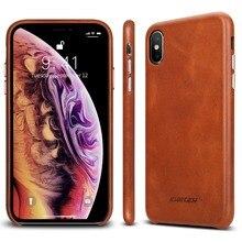 Jisoncase мобильный чехол для iPhone X 5,8 «XR кожаный чехол для телефона s для iPhone X XS MAX защитной оболочки кожи кожа мягкая