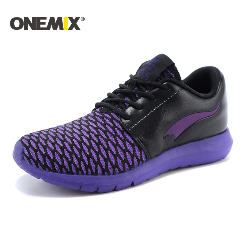 Onemix Brand Running Shoes for Women Breathable women Sport Shoes Female Training Shoes Sneakers free shipping EUR 36-40