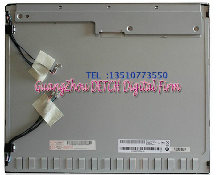 Industrial display LCD screenM170EG01 V.F 17-inch  Industrial LCD screen  four-lamp AU lc150x01 sl01 lc150x01 sl 01 lcd display screens