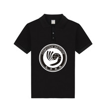 Confucius Institute Polo Shirt Men Women Brand Summer Clothing Many Chinese Style Polo