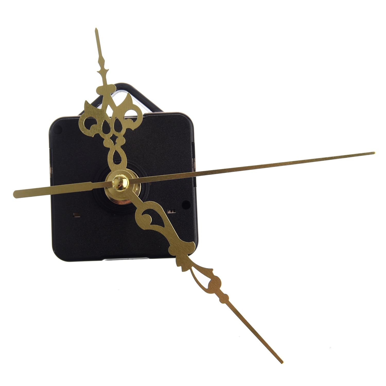 YCYS-Quartz Clock Movement Mechanism DIY Repair Parts Gold