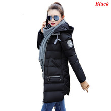 Big Size 7XL Winter Jacket Women