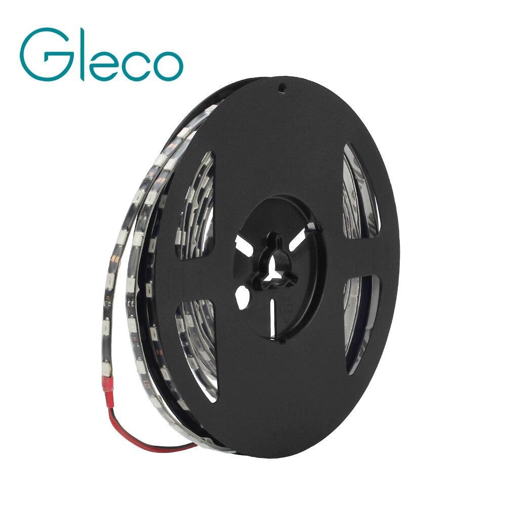 5mm Narrow width LED Strip 5730 60LEDs/m 5M/lot DC12V IP67 Waterproof LED Flexible Strip Light 5730 LED Strip led strip 5730 waterproof dc12v 60led m 5m lot 5730 led strip bright than 5630 5050 led strip