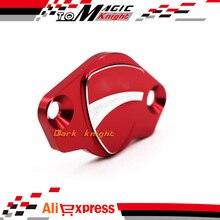 Принадлежности Для мотоциклов Генератор Крышка Красный Для DUCATI Multistrada 620 1200/S