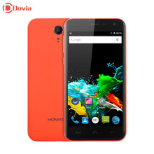 HOMTOM HT3 5.0 дюймов Android 5.1 Смарт Жест MTK6580 Quad Core 1.3 ГГц 2.5D HD Screen1gb Озу 8 ГБ ROM Dual Фотоаппараты 3 Г Смартфон