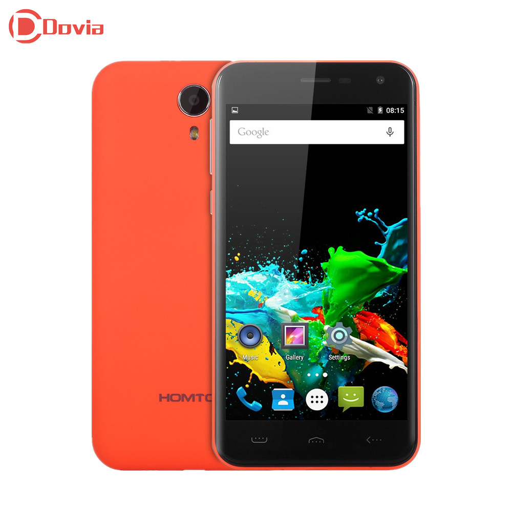 Galleria fotografica HOMTOM HT3 5.0 pouce Android 5.1 Geste Intelligent MTK6580 Quad Core 1.3 GHz 2.5D HD Screen1GB RAM 8 GB ROM Double Caméras 3G <font><b>Smartphone</b></font>