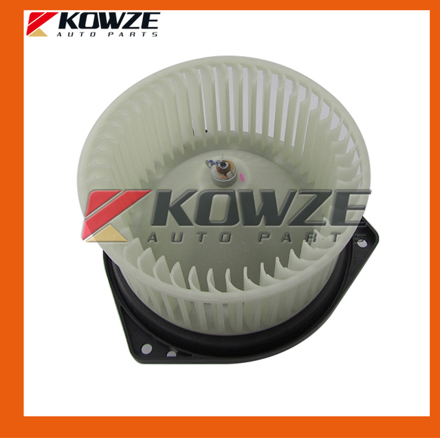 Heater Blower Fan & Motor Kit For Mitsubishi Triton L200 Pajero Sprot Montero Challenger 2005-on 7802A105
