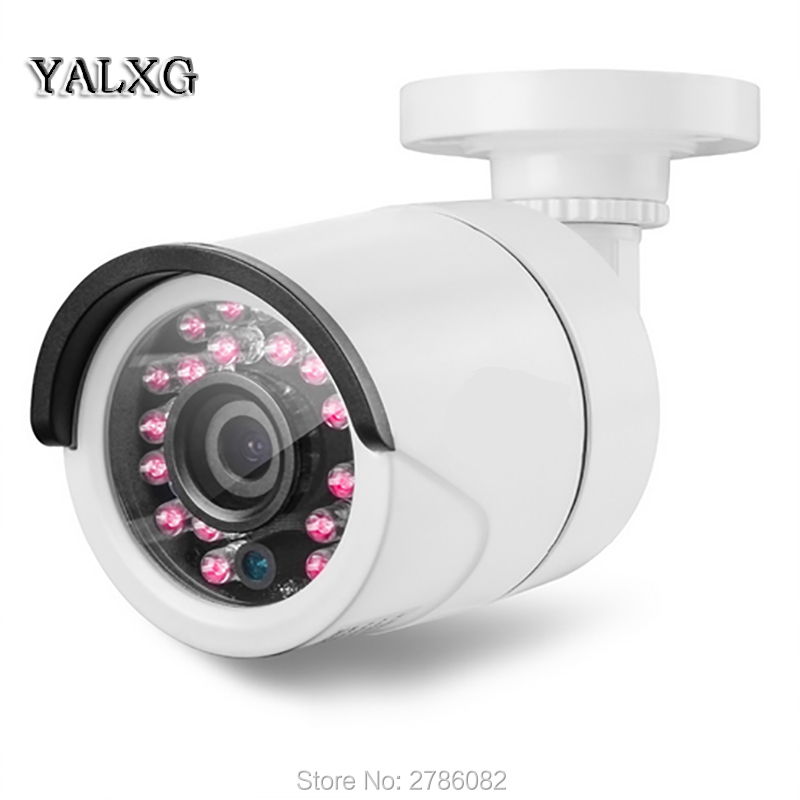 CCTV 960P IP Camera Mini bullet Full HD outdoor p2p Night Vision Waterproof CCTV Plastic Camera IR-CUT Support ONVIF NVR wistino cctv camera housing outdoor use abs plastic bullet casing for ip camera hot sale cover case