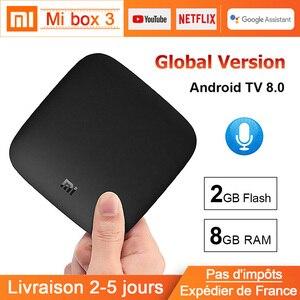 Global Version Xiaomi TV Box 3