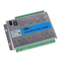 USB cnc wood machinery 2MHz Mach3 CNC Motion Control Card Breakout Board CNC router kits MK3 MK4 MK6