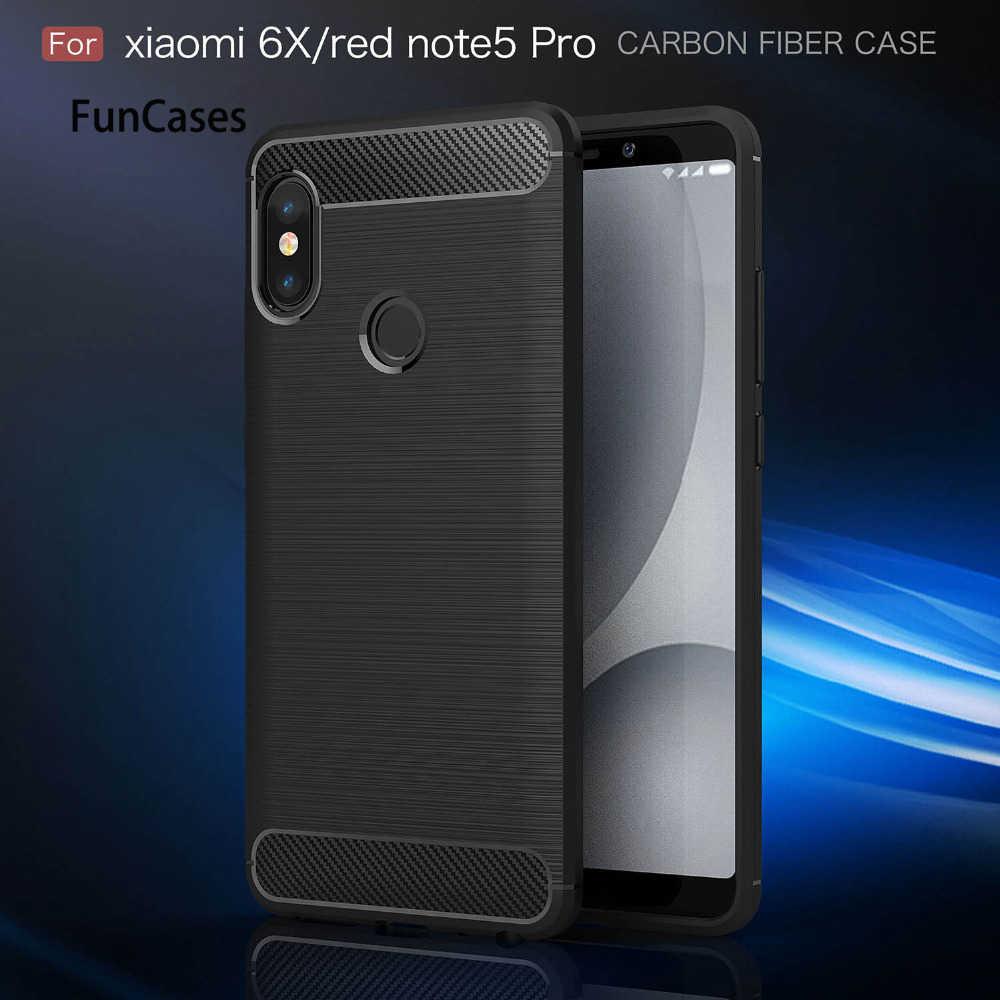 Pocophone F1 Caso Redmi 6 Pro A2 Lite Per Il Caso di Xiaomi Redmi 6 6A Copertura Della Cassa Xiomi Mi Redmi S2 y2 5 Plus 8 6 Mi8 Nota 5 Pro Caso