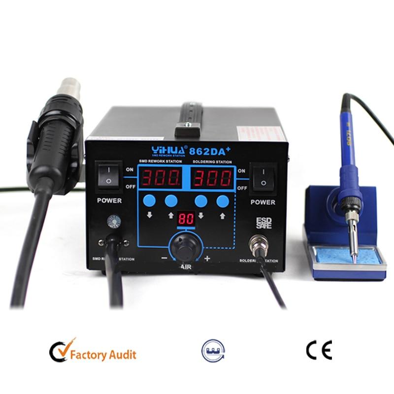 air soldering machine