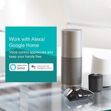 Broadlink Original RM Mini 3 WiFi+IR+4G Smart Home APP Remote Control work for Alexa Google Home IFTTT with UK AU US EU Adapter