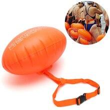 Водный спорт безопасности буй для плавания Купание и плавание огорчено Надувное устройство флотации для открытого плавательный бассейн и аксессуары