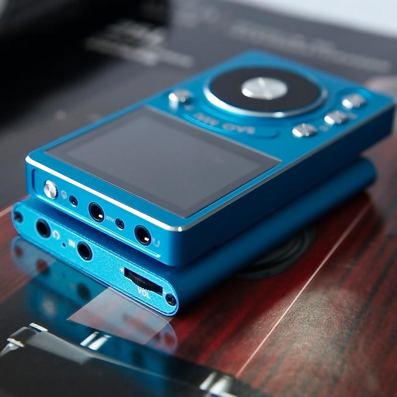 SAOMAI SM4 + 32G / 8 GB Hifi- ի բարձր լուծմամբ DAC - Դյուրակիր աուդիո և վիդեո - Լուսանկար 2