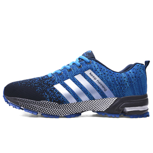 Cheap Men soccer Shoes Breathable Outdoor Sports Shoes Lightweight Sneakers for Women Comfortable Athletic Training Footwear(China)