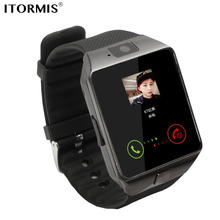 ITORMIS Bluetooth Watch Smart Smartwatch Phone SIM card with Touch Screen Camera Pedometer WhatsApp Facebook Android