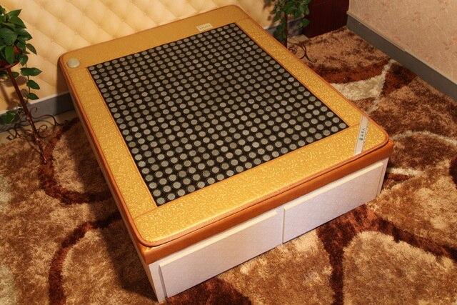 Matras Natuurlijke Materialen : Nieuwe verwarming matras natuurlijke jade verwarmd bed mat