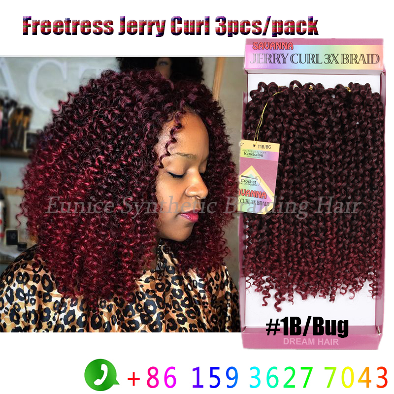 Freetress Deep Wave Braiding Hair Pictures To Pin On