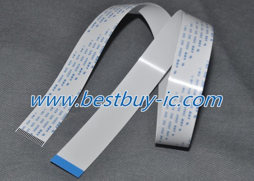 1.0mm Spacing +600mm Length +20PinA / Same Direction Line Soft Wire FFC Flexible Flat Cable.20P*1.0A*600MM