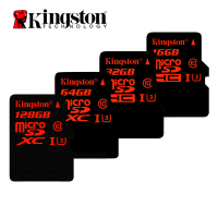 Original Kingston Digital MicroSD Card 32GB 64GB UHS I U3 High Speed Class 10 Flash Memory