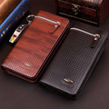 New Arrival Business PU Leather Men Wallets Long Desinger High Quality Zipper Bag Phone Wallets Hand Money Card Bag Luxury Purse