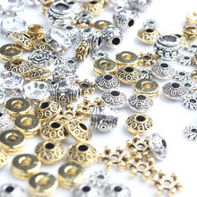 LingXiang5mm-8mm difer 38pcs-215pcs differ Every bead gasket DIY men and women bracelet necklace ankle Accessories(China)