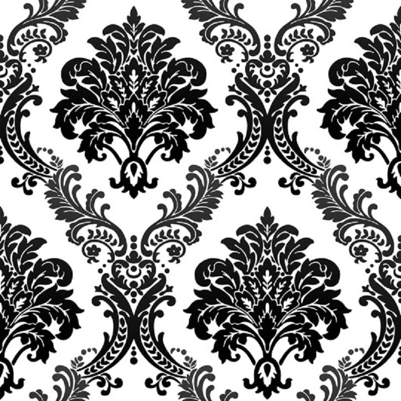 Papier peint ligne noir et blanc ella with papier peint - Decoller papier peint difficile ...