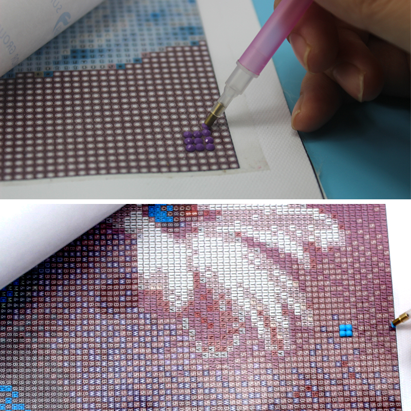 Алмазная мозаика вышивка Дед Мороз вид Санта Клаус 5D DIY Новинка DIY алмазов живопись для домашнего декора RS15
