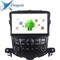 2 Din Автомобильный Android 9,0 для Chevrolet Cruze 2008 2009 2010 2011 Авто Радио 8 мульти ips экран автомобильная навигация 64 Гб Rom мультимедиа