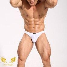 mens bikini Gay underwear Sexy mens string bikini briefs slip Cotton mens pantie