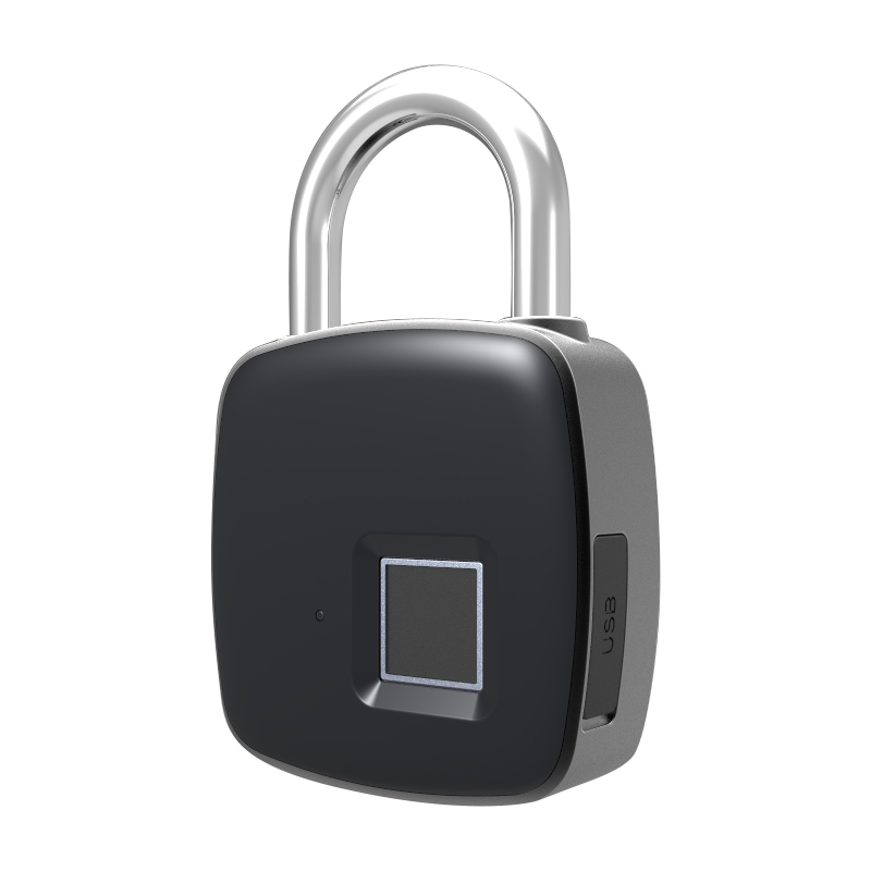 Smart Fingerprint Lock With High-tech Super CPU Learning Automatically Waterproof IP65 Dustproof For Outdoor Lock Unlock Parcel