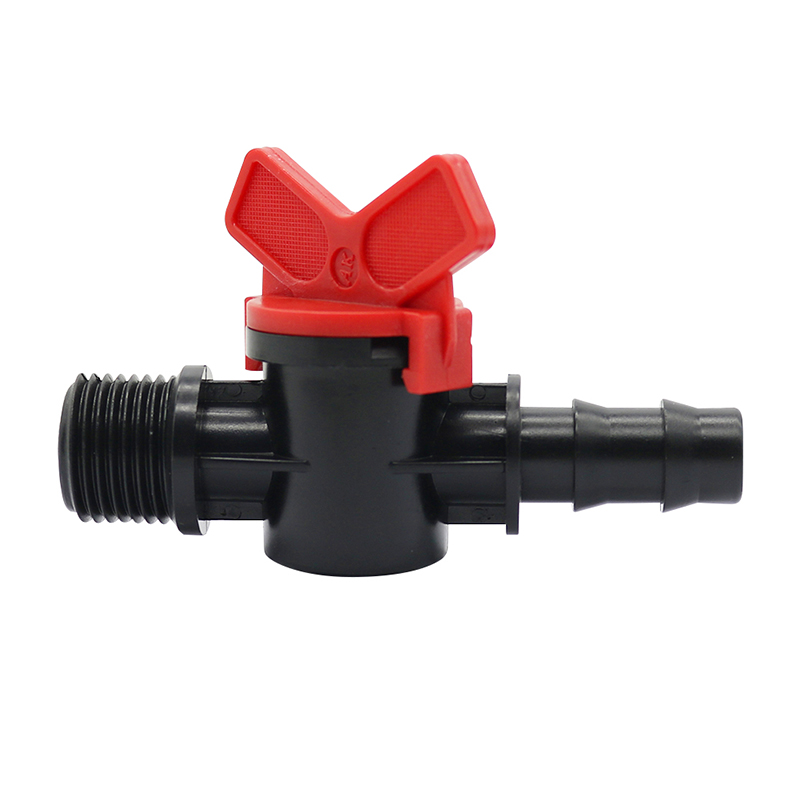 1/2''-13mm Hose Connection Switches Garden Hose Adapter Agricultura Irrigation Pipe Valve With Male Thread 1 Pc