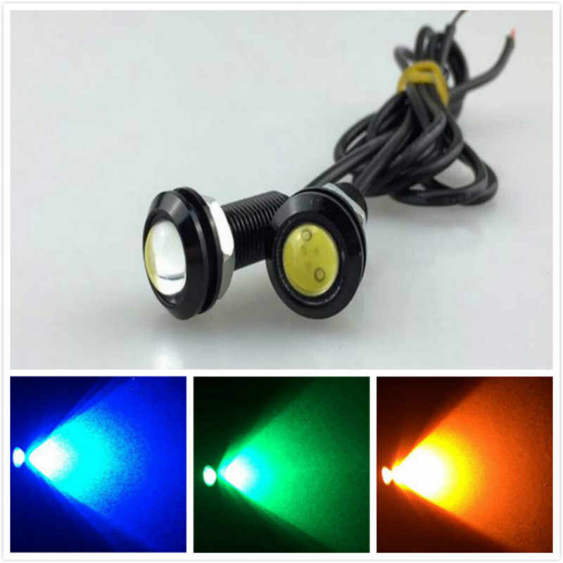 LED Lights for All Cars High Bright Waterproof Eagle Eye Car Indicator External Lights