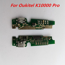 For Oukitel K10000 Pro USB Board 100% Original New Usb Plug Charge Board Replacement Accessories for Oukitel K10000 Pro