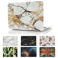 For 2016 New Macbook Pro 13 15 with and without Touch Bar A1706/A1708/A1707 Marble Flag Camouflage Painting Hard Cover Case