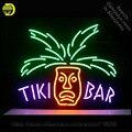 Tiki bar неоновая вывеска для ресторана неоновая лампа знак фирменного логотипа неоновая лампа для клуба стеклянная трубка ручной работы знак...