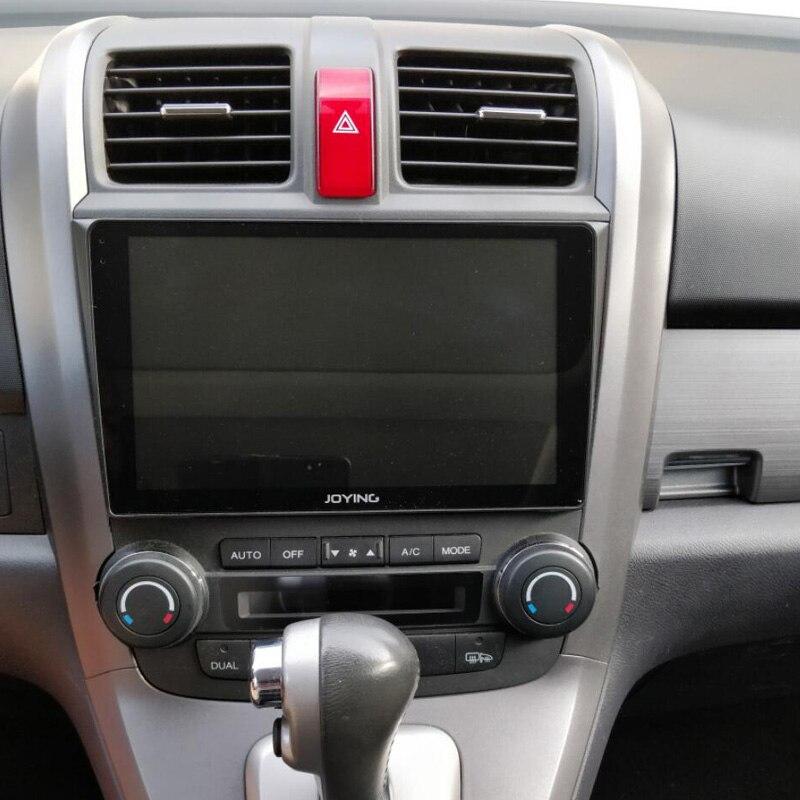 JOYING Android 8.1 9 ''IPS HD Écran Voiture DVD Radio GPS Lecteur Multimédia pour Honda CRV CR-V 2007 à 2011 avec Octa Core 4 gb + 64 gb