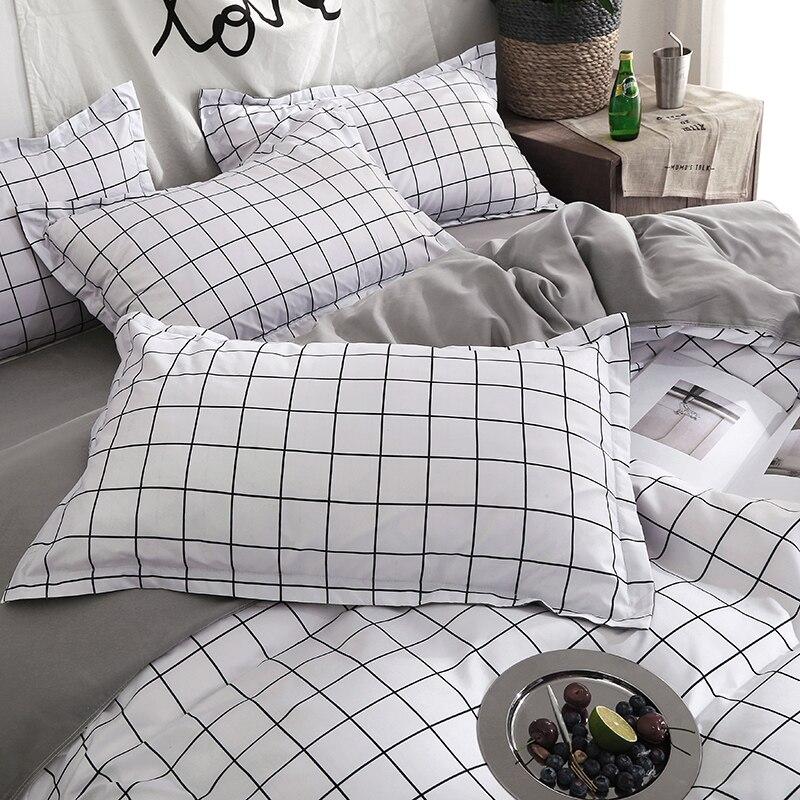 Duvet Cover Bed Sheet Pillowcase Square