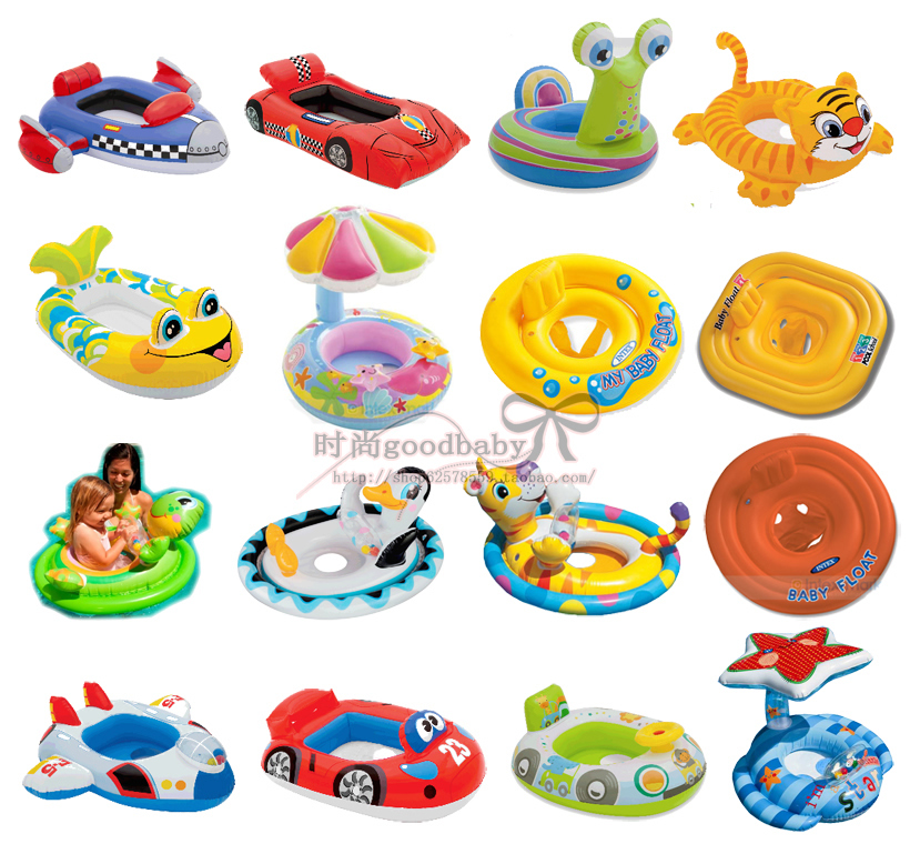 A angel baby floating ring child baby seat swim seat ring bunts ...
