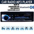 2016 12 В Стерео Fm-радио MP3 Аудио Плеер построен в Bluetooth телефон с USB SD MMC Порт Автомобильный радиоприемник bluetooth В Тире 1 DIN