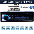 2016 12V Car Stereo FM Radio MP3 Audio Player built in Bluetooth Phone with USB SD MMC Port Car radio bluetooth In-Dash 1 DIN