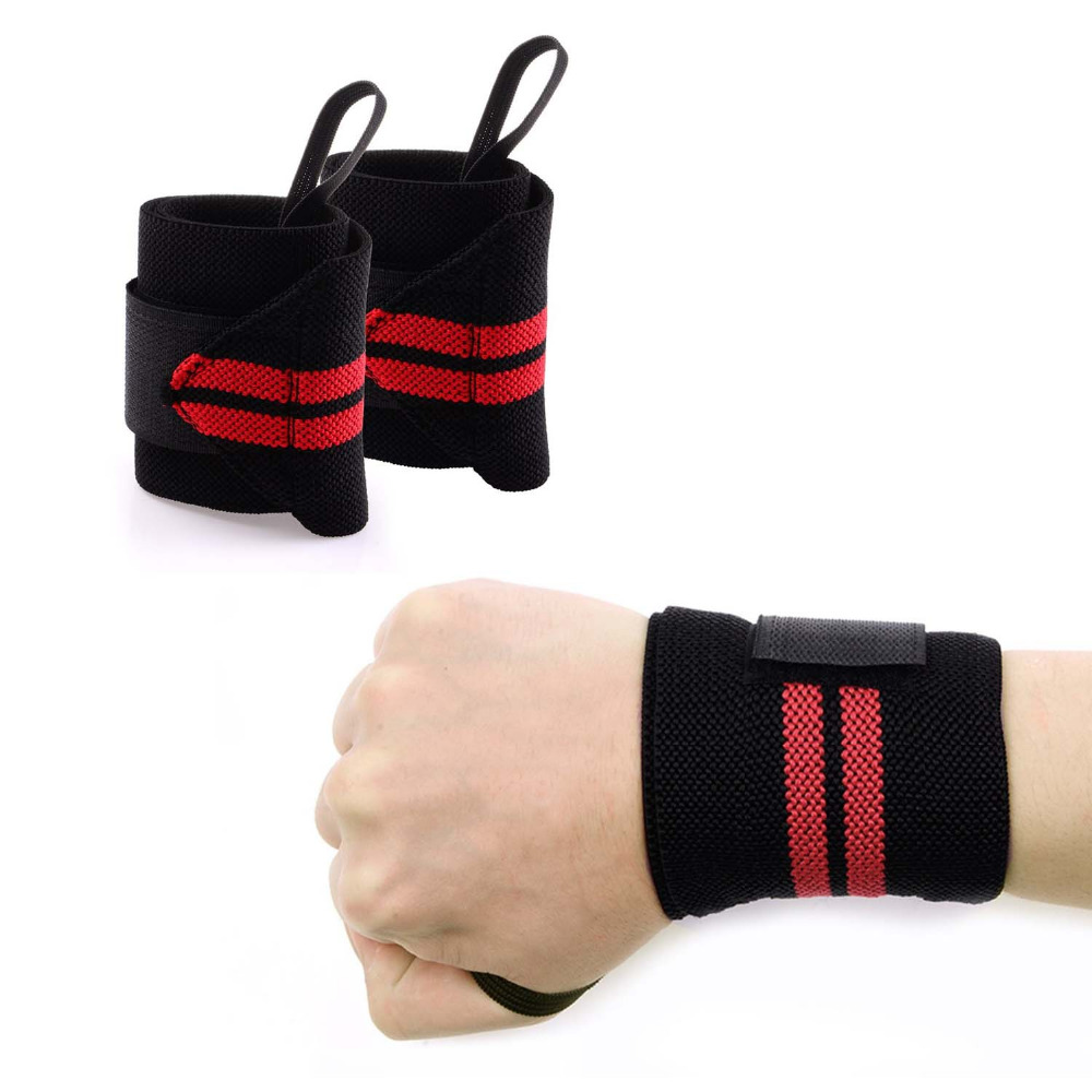 Wrist Wraps Training Wrist Straps Support for CrossFit ...