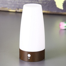 Светодиодный светильник с датчиком движения, двойной индукционный светильник с управлением, прикроватный светильник, индукционный светильник для человеческого тела