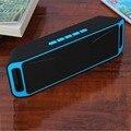 2016 nova mão-livre bluetooth speaker portátil sem fio baixo pesado w/fm para o telefone smart & tablets